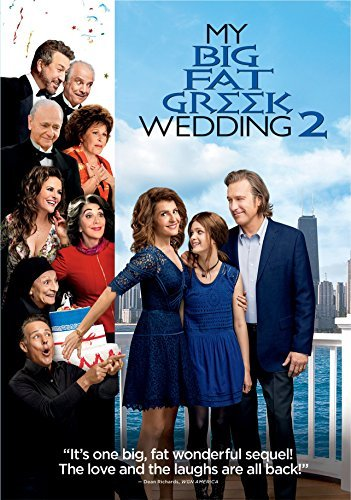 My Big Fat Greek Wedding 2 Vardalos Corbett DVD Pg13