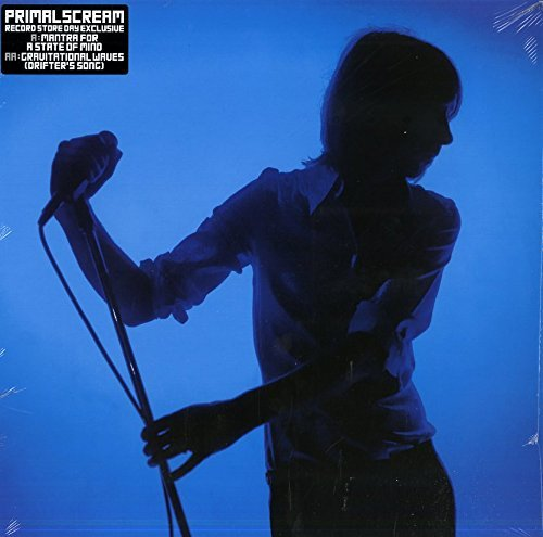 Primal Scream Mantra For A State Of Mind Limited To 1000 Copies