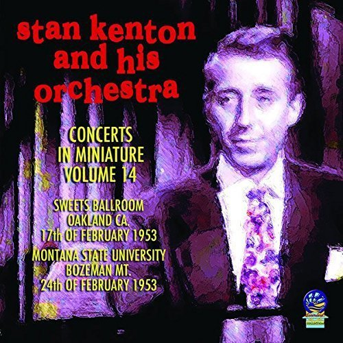 Stan Orchestra Kenton Concerts In Miniature 14