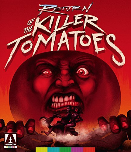 Return Of The Killer Tomatoes Clooney Astin Blu Ray Pg