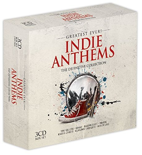 Indie Anthems Indie Anthems Import Gbr 3 CD