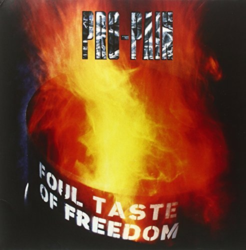 Pro Pain Foul Taste Of Freedom Incl. CD