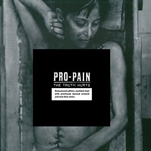 Pro Pain Truth Hurts Incl. CD