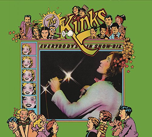 Kinks Everybody's In Showbiz 2cd