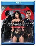 Batman V Superman Dawn Of Justice Affleck Cavill Adams Eisenberg Blu Ray DVD Dc R Dc Cut & Theatrical