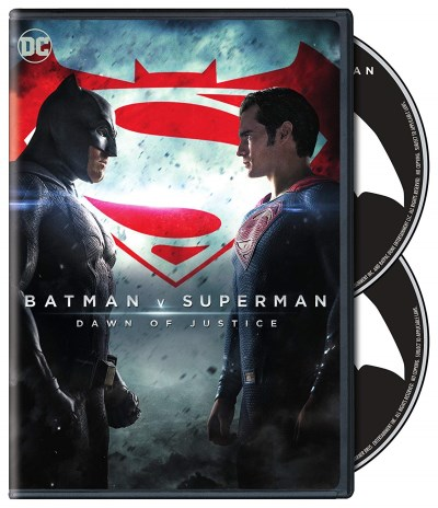 Batman V Superman Dawn Of Justice Affleck Cavill Adams Eisenberg DVD Pg13