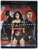 Batman V Superman Dawn Of Justice Affleck Cavill Adams Eisenberg 4k Blu Ray Dc R