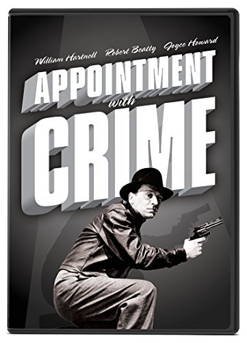 Appointment With Crime Beatty Hartnell DVD Nr