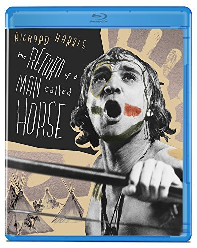 Return Of A Man Called Horse Harris Sondergaard Lewis Blu Ray Pg