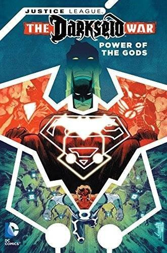 Francis Manapul Justice League Darkseid War Power Of The Gods