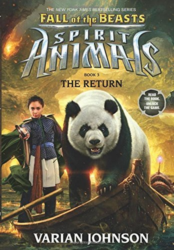 Varian Johnson The Return (spirit Animals Fall Of The Beasts Book 3)