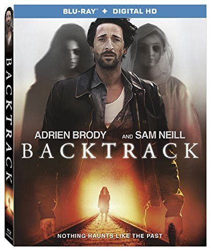 Backtrack Brody Neill Blu Ray Dc R