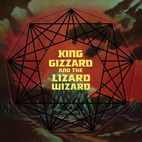 King Gizzard & The Lizard Wizard Nonagon Infinity