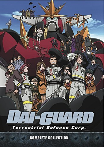 Dai Guard Complete Tv Series Dai Guard Complete Tv Series