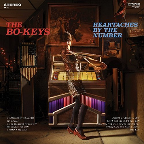 Bo Keys Heartaches By The Number