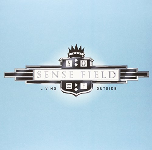 Sense Field Living Outside Electric Blue Vinyl First Time On Vinyl Feat. Ken Andrews