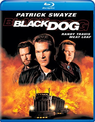 Black Dog Swayze Travis Blu Ray Pg13