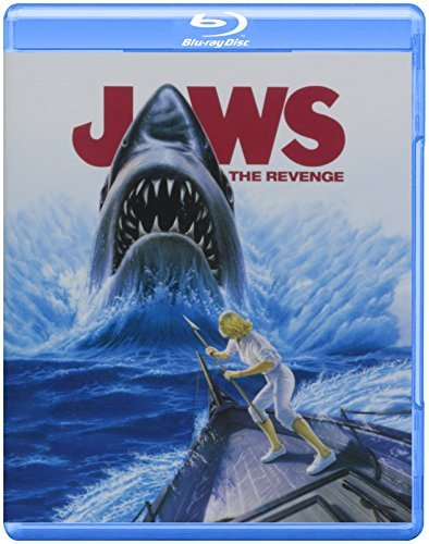 Jaws The Revenge Gary Caine Blu Ray Pg13