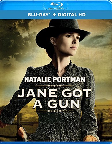 Jane Got A Gun Portman Edgerton Mcgregor Blu Ray Dc R