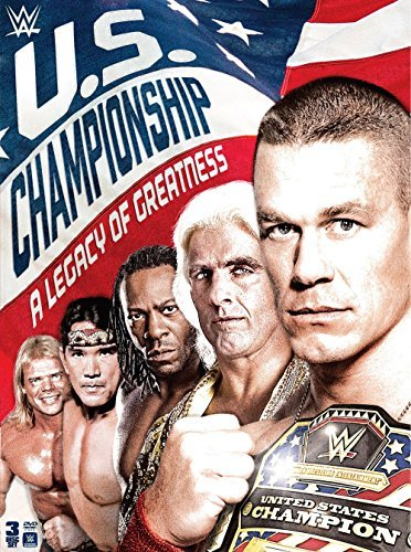 Wwe Us Championship A Legacy Of Greatness DVD