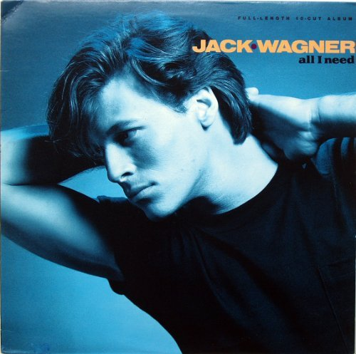 Jack Wagner All I Need