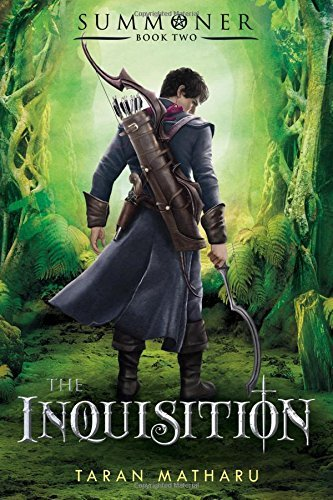 Taran Matharu The Inquisition Summoner Book Two