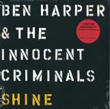 "Ben Harper Shine 7"" Single With $2 Off Coupon W $2 Off Coupon For New Album Out 4 8"