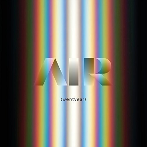 Air Twentyears 2lp 180 Gram Vinyl