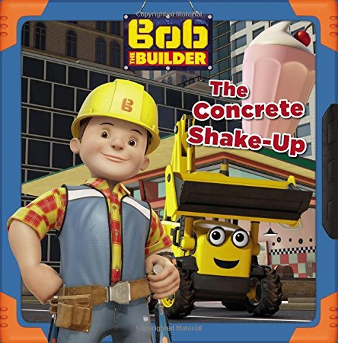 Mattel Bob The Builder The Concrete Shake Up