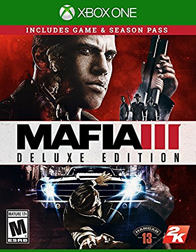 Xbox One Mafia Iii Deluxe Edition (game & Code For Season Pass)