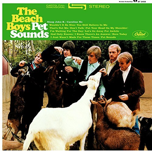 Beach Boys Pet Sounds (stereo)