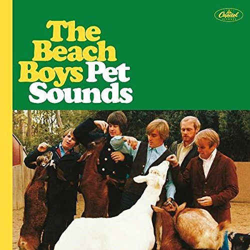 The Beach Boys Pet Sounds 50th Anniversay 2xcd