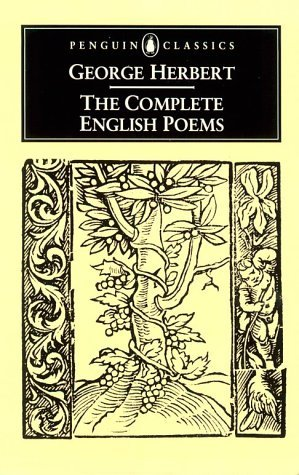 George Herbert The Complete English Poems Herbert George