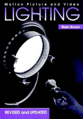 Blain Brown Motion Picture & Video Lighting