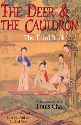 Louis Cha The Deer & The Cauldron