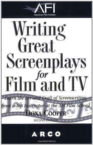 Dona Cooper Writing Great Screenplays For Film & Tv