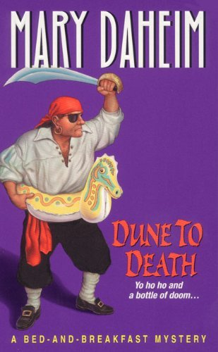 Mary Daheim Dune To Death