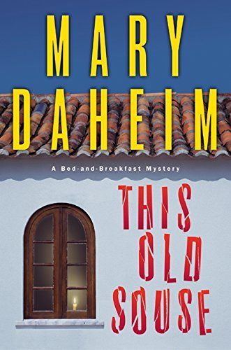 Mary Daheim This Old Souse A Bed And Breakfast Mystery