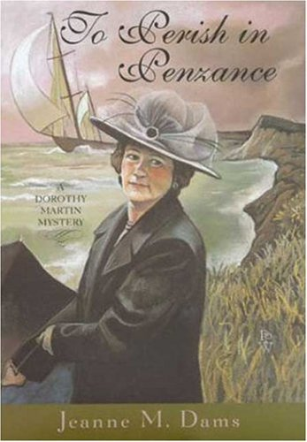 Jeanne M. Dams To Perish In Penzance