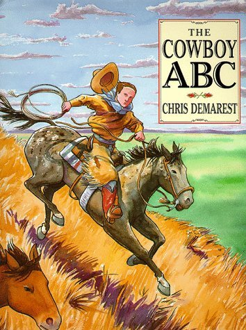 Chris L. Demarest Cowboy Abc