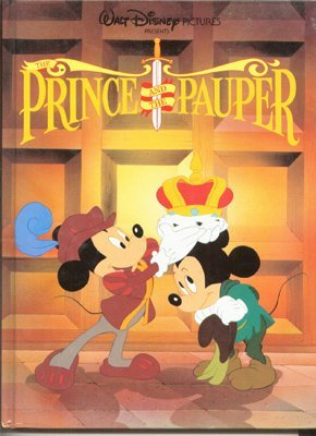 Walt Disney Prince & The Pauper
