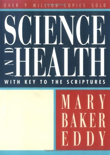 Mary Baker Eddy Science & Health With Key To The Scriptures