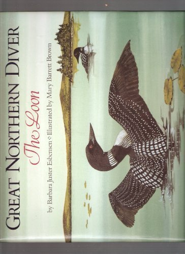 Barbara Juster Esbensen Great Northern Diver The Loon