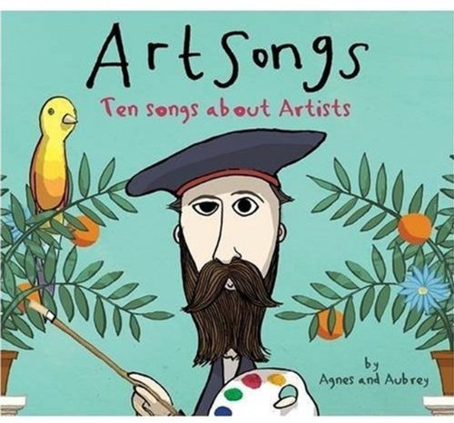 Agnes Hermann & Aubrey Beardsley Art Songs Ten Songs About Artists