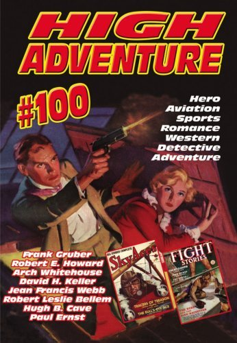 Robert E. Howard High Adventure #100