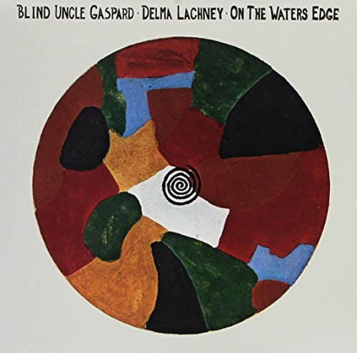 Blind Uncle Gaspard Delma Lachney On The Waters Edge Limited Edition