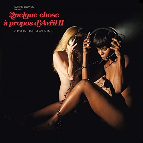 Adrian Younge Instrumental Versions Somethi