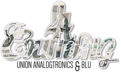 Blu X Union Analogtronics La Counting