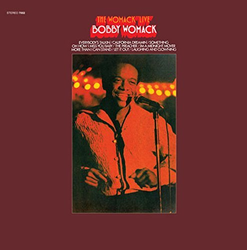 Bobby Womack Womack Live Lp