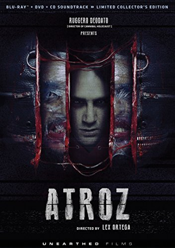 Atroz Ortega Leigh Blu Ray DVD CD Adult Content